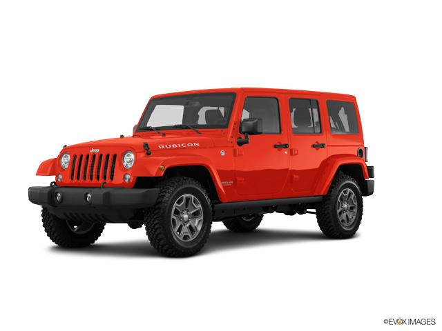 2018 Jeep Wrangler JK Unlimited Vehicle Photo in Monroe, NC 28110