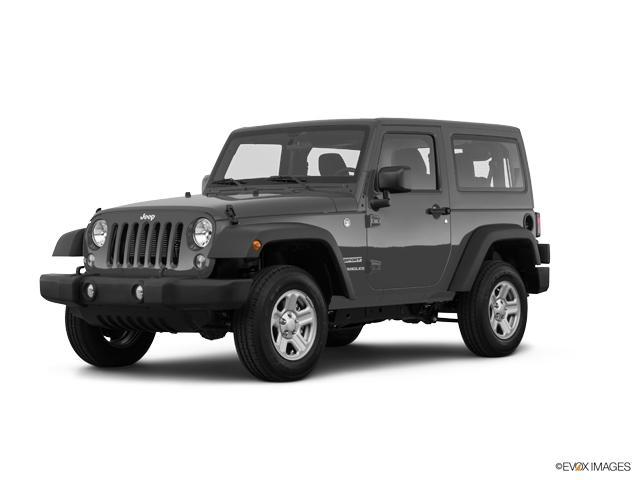 2018 Jeep Wrangler JK Vehicle Photo in Gulfport, MS 39503