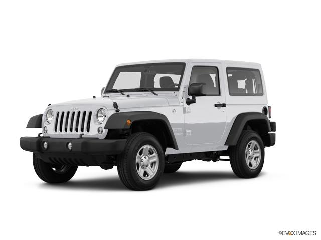 2018 Jeep Wrangler JK Vehicle Photo in Zelienople, PA 16063