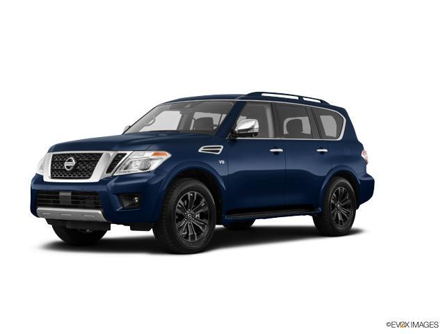 2018 Nissan Armada Vehicle Photo in Arlington, TX 76017