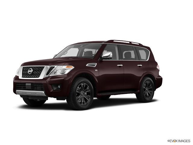 2018 Nissan Armada Vehicle Photo in Grapevine, TX 76051