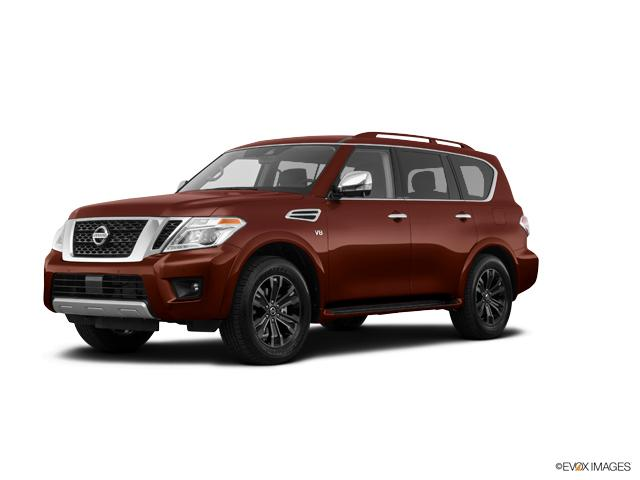 2018 Nissan Armada Vehicle Photo in Tallahassee, FL 32308