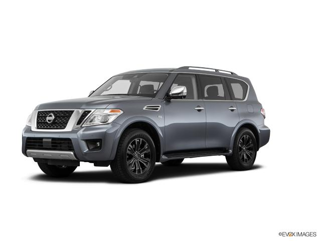 2018 Nissan Armada for sale in Laredo - JN8AY2NF8J9330654 - Family