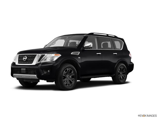 2018 Nissan Armada Vehicle Photo in Augusta, GA 30907