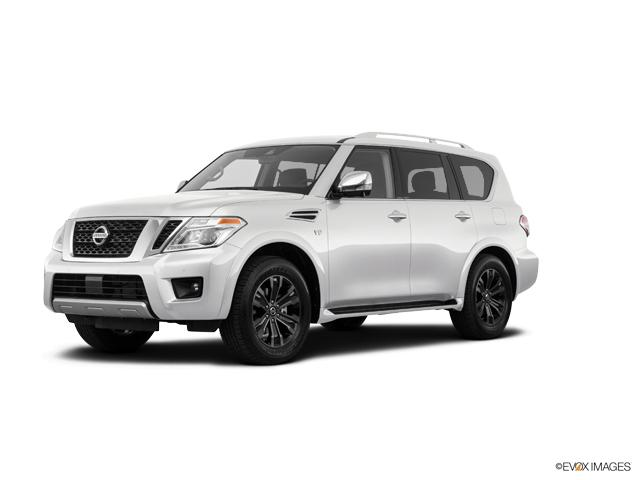 2018 Nissan Armada Vehicle Photo in Appleton, WI 54913