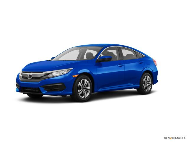 2018 Honda Civic Sedan Vehicle Photo in Rosenberg, TX 77471