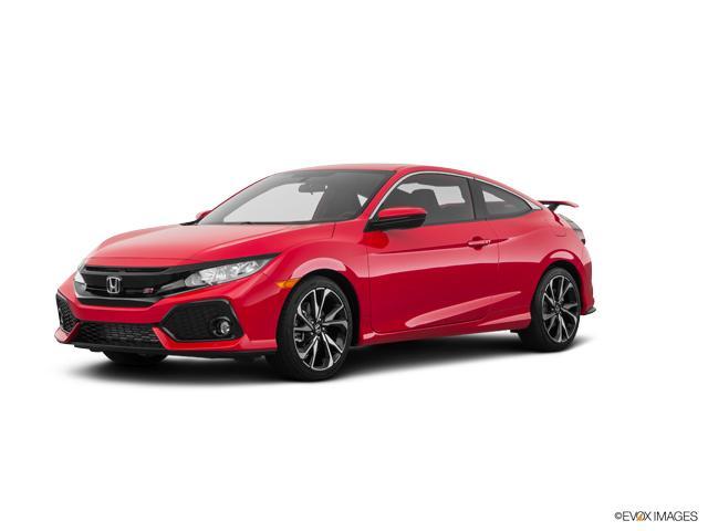 2018 Honda Civic Si Coupe Vehicle Photo in Monroe, NC 28110