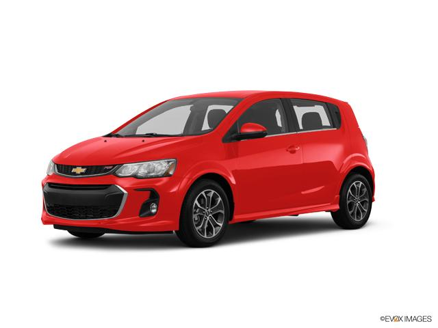 2018 Chevrolet Sonic Vehicle Photo In Olympia, WA 98502