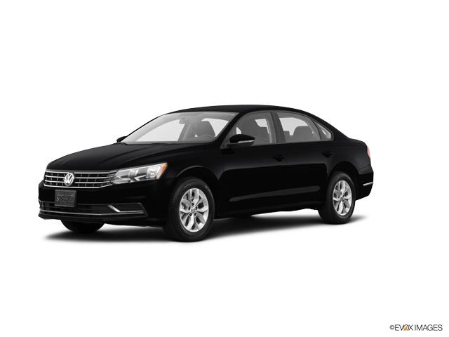 2t2t Black 2018 Volkswagen Passat For Sale At Bergstrom
