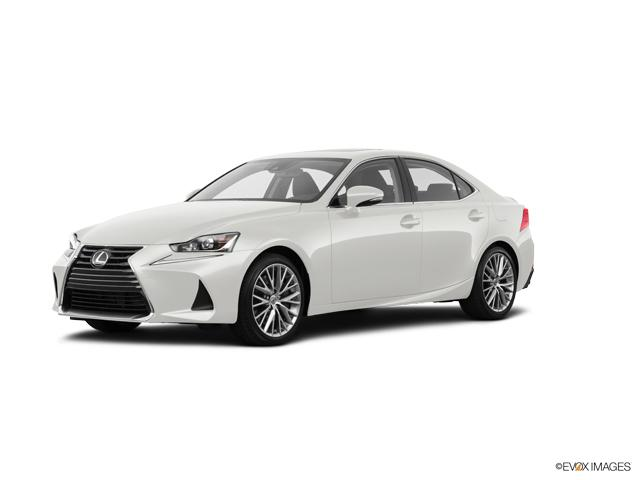 2018 Lexus IS 300 Vehicle Photo in Frederick, CO 80504