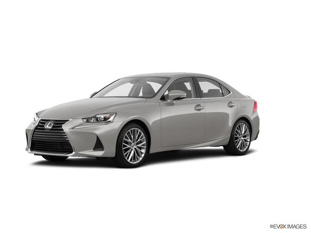 2018 Lexus IS 300 Vehicle Photo In Merrillville, IN 46410