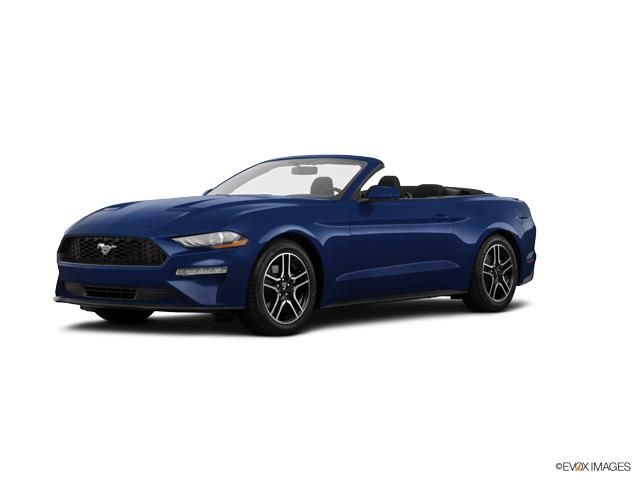 2018 Ford Mustang Vehicle Photo in Fishers, IN 46038