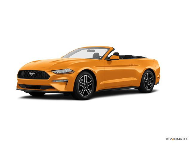 2018 Ford Mustang Vehicle Photo in Elyria, OH 44035