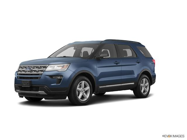 2018 Ford Explorer Vehicle Photo in Neenah, WI 54956-3151