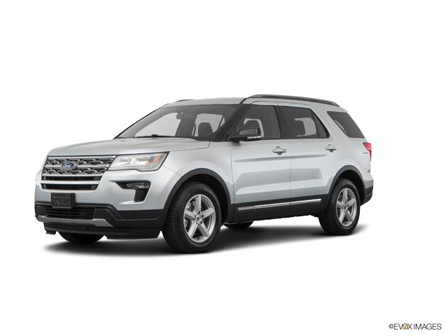 2018 Ford Explorer Vehicle Photo in Tucson, AZ 85705
