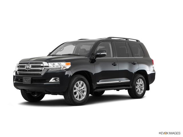2018 Toyota Land Cruiser Vehicle Photo in Wilmington, NC 28405
