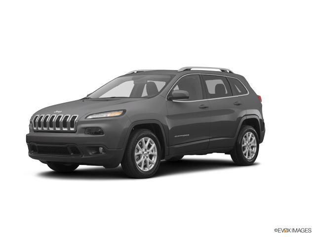 2018 Jeep Cherokee Vehicle Photo in Safford, AZ 85546