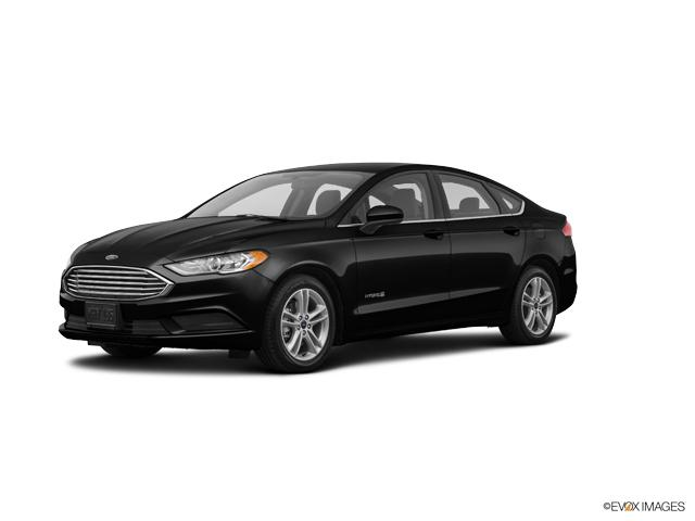 2018 Ford Fusion Hybrid Vehicle Photo in Oshkosh, WI 54901-1209