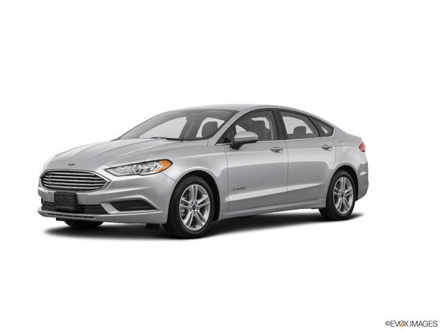 2018 Ford Fusion Hybrid Vehicle Photo in Bakersfield, CA 93313