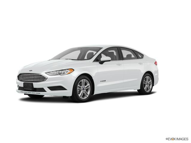 2018 Ford Fusion Hybrid Vehicle Photo in Colma, CA 94014