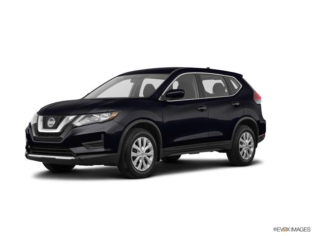 Magnetic Black New 2018 Nissan Rogue for Sale at a Grubbs Dealership ...