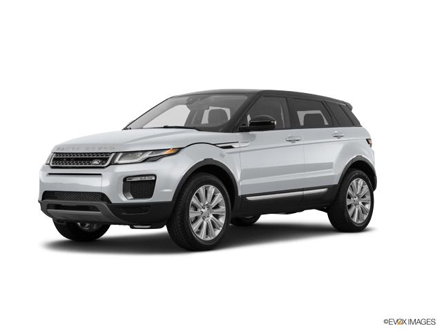 2018 Land Rover Range Rover Evoque Vehicle Photo in Charlotte, NC 28227