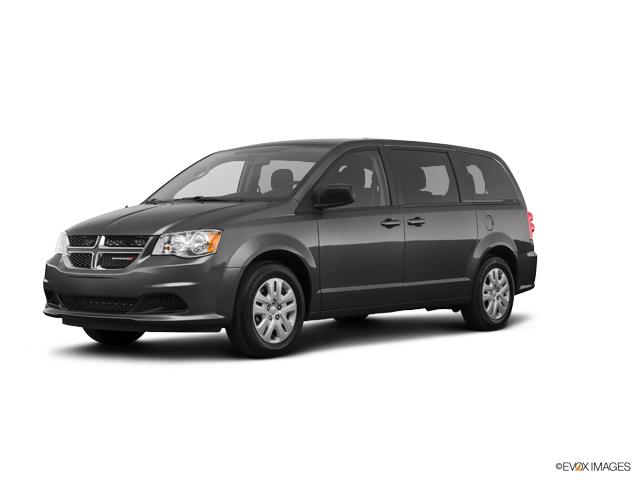 2018 Dodge Grand Caravan Vehicle Photo in Owensboro, KY 42303