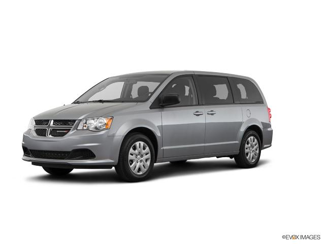 2018 Dodge Grand Caravan Vehicle Photo in Norwich, NY 13815