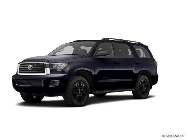 2018 Toyota Sequoia Vehicle Photo in Kernersville, NC 27284