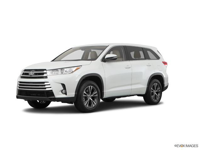 2018 Toyota Highlander Vehicle Photo in Owensboro, KY 42302