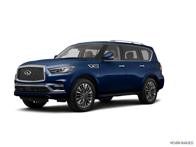 2018 INFINITI QX80 Vehicle Photo in Hanover, MA 02339