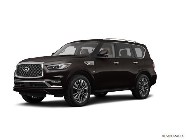 2018 INFINITI QX80 Vehicle Photo in Grapevine, TX 76051