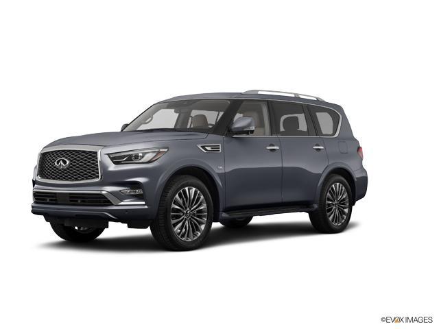 2018 INFINITI QX80 Vehicle Photo in Hanover, MA 02339