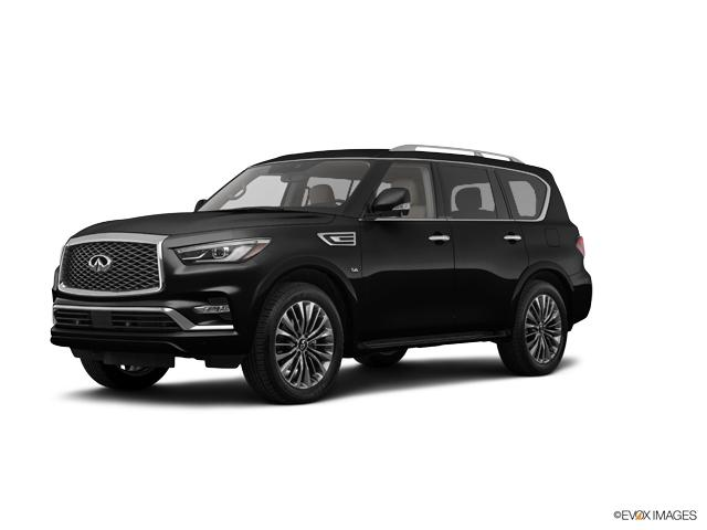 2018 INFINITI QX80 Vehicle Photo in Baton Rouge, LA 70809