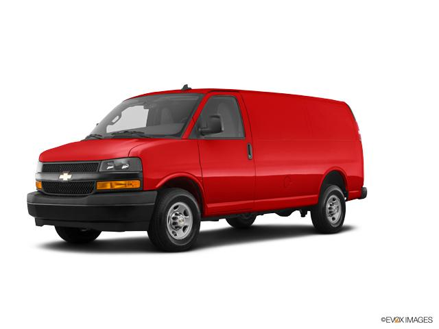 2018 Chevrolet Express Cargo Van Vehicle Photo in St. Clairsville, OH 43950