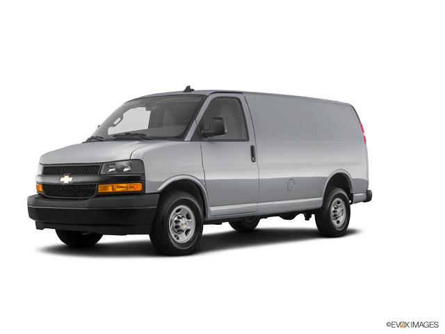 2018 Chevrolet Express Cargo Van Vehicle Photo in Albuquerque, NM 87114