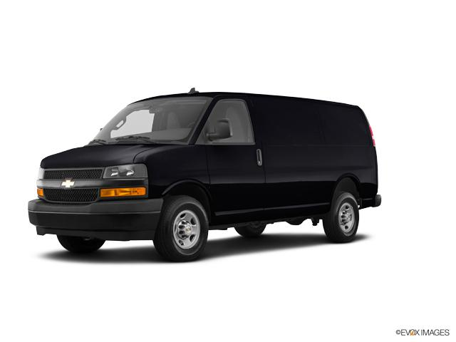 2018 Chevrolet Express Cargo Van Vehicle Photo in Temecula, CA 92591