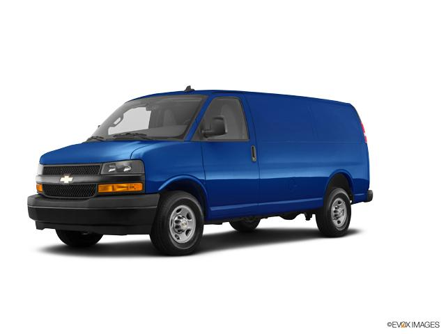 2018 Chevrolet Express Cargo Van Vehicle Photo in Willoughby Hills, OH 44092