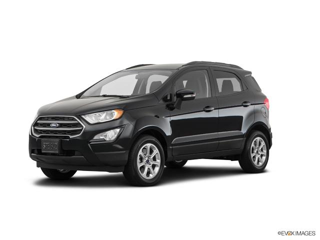 new 2018 ford ecosport for sale in albert lea mn dave syverson ford dealership. Black Bedroom Furniture Sets. Home Design Ideas