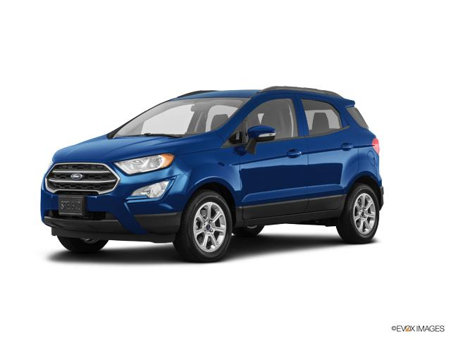 2018 Ford EcoSport Vehicle Photo in Denver, CO 80123