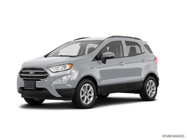 2018 Ford EcoSport Vehicle Photo in Neenah, WI 54956-3151
