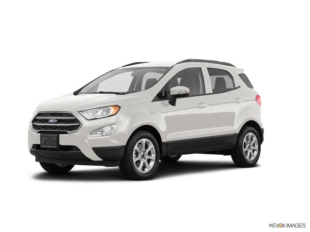 2018 Ford EcoSport Vehicle Photo in Owensboro, KY 42303