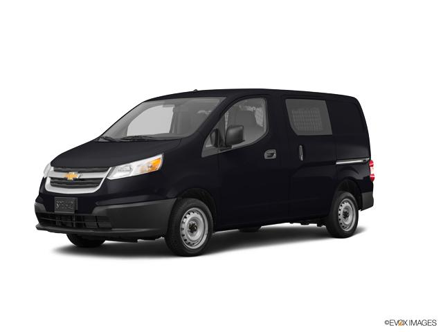 2018 Chevrolet City Express Cargo Van Vehicle Photo in South Portland, ME 04106