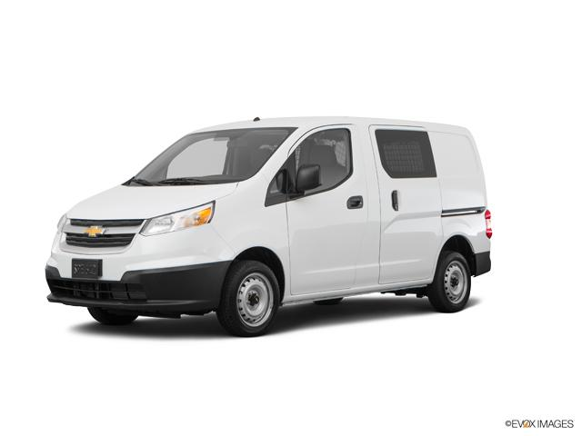 2018 Chevrolet City Express Cargo Van Vehicle Photo in Fort Worth, TX 76116