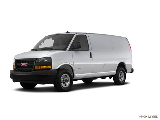 2018 GMC Savana Cargo Van Vehicle Photo in Puyallup, WA 98371