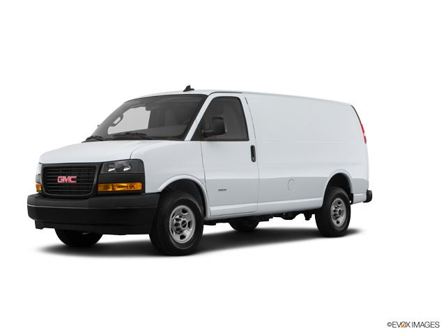 2018 GMC Savana Cargo Van Vehicle Photo in Neenah, WI 54956