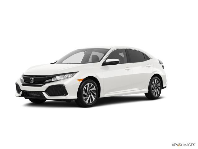 2018 Honda Civic Hatchback Vehicle Photo in Pleasanton, CA 94588