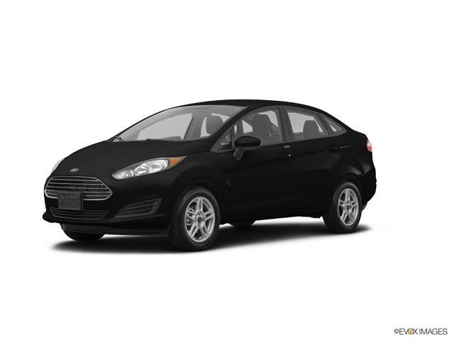 2018 Ford Fiesta Vehicle Photo in Salem, VA 24153