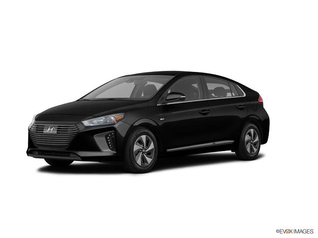 2018 Hyundai IONIQ Hybrid Vehicle Photo in Merrillville, IN 46410