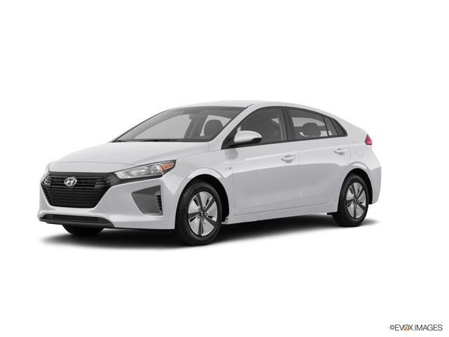 2018 Hyundai IONIQ Hybrid Vehicle Photo in Great Falls, MT 59401